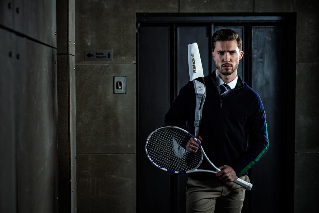 Pavelt Tůma for Wimbledon